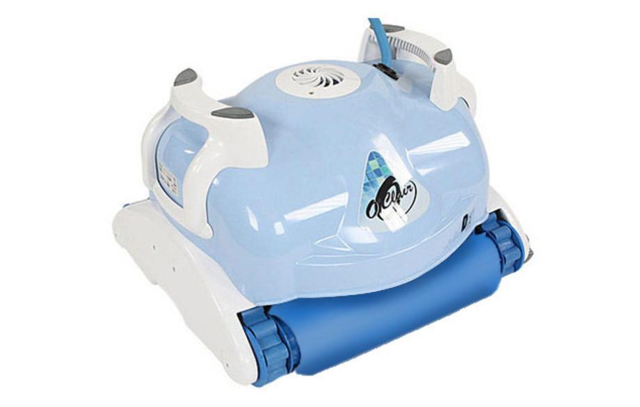 robot piscine center