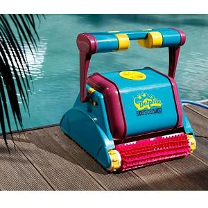 robot piscine dolphin 2001