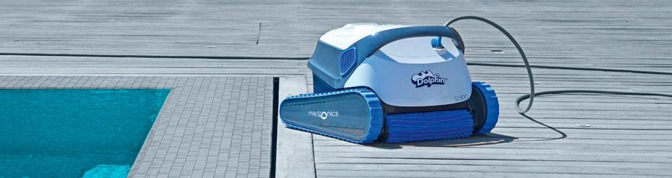 robot piscine dolphin s 300i. Black Bedroom Furniture Sets. Home Design Ideas