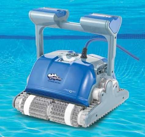 robot piscine dolphin supreme m4