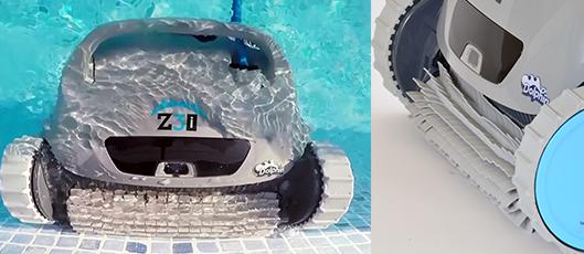 robot piscine dolphin z