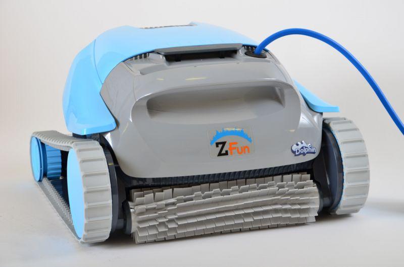 robot piscine dolphin zfun