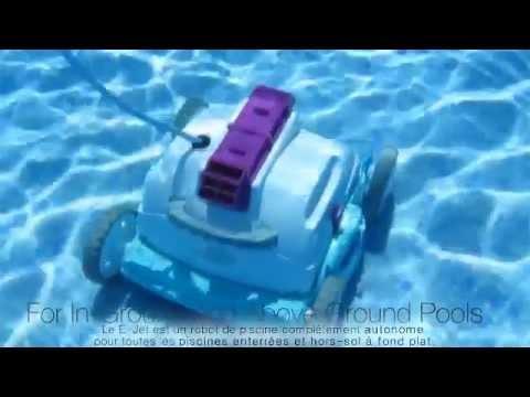 robot piscine e jet
