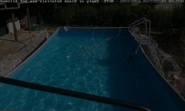 robot piscine electrique auchan