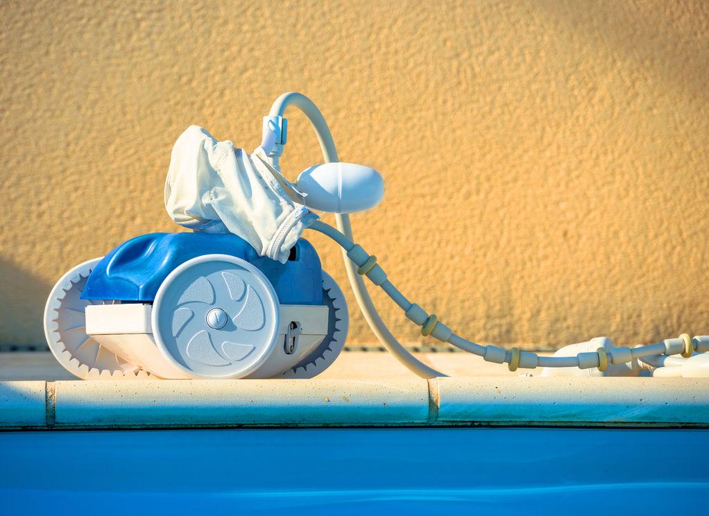 robot piscine electrique d'occasion