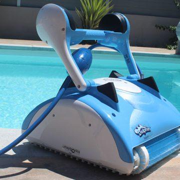 robot piscine electrique dolphin nauty tc