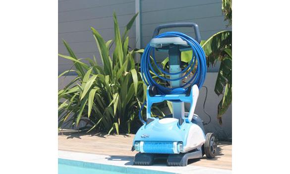 robot piscine electrique dolphin nauty