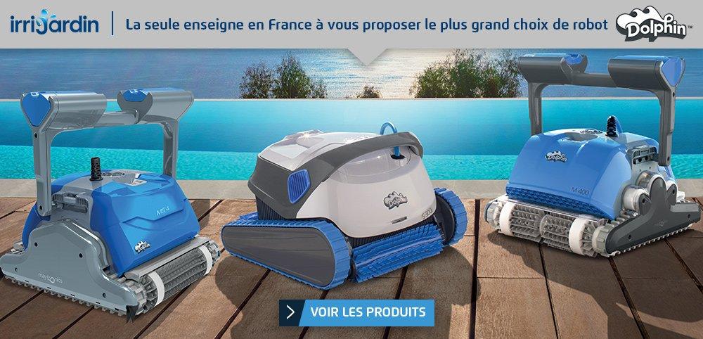 robot piscine electrique irrijardin