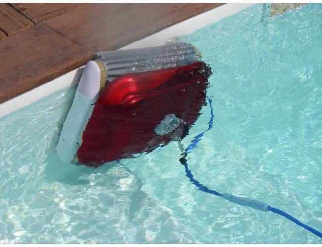 robot piscine electrique ligne d'eau