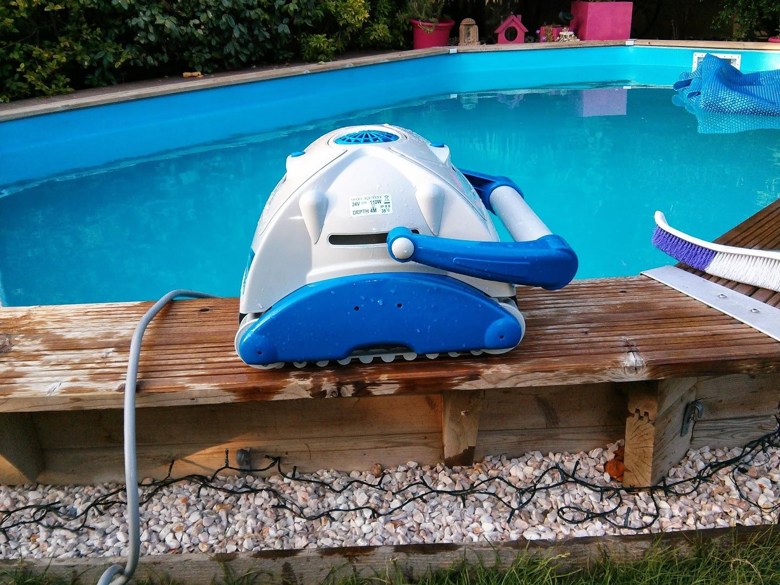 robot piscine electrique top access irripool