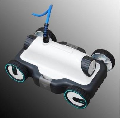 robot piscine electrique warrior