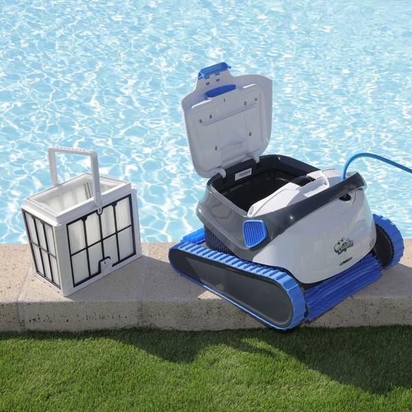 robot piscine electrique