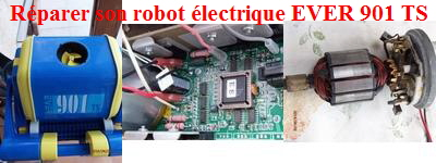 robot piscine ever 901 ts