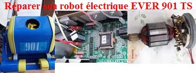 robot piscine ever 901