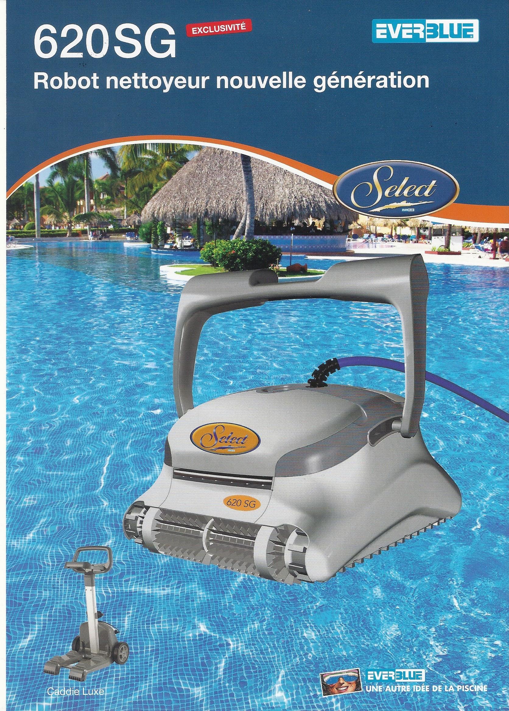 robot piscine everblue 620 sg