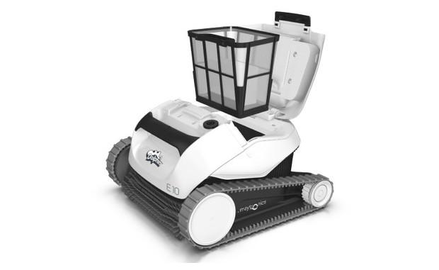 robot piscine filtration en marche ou pas