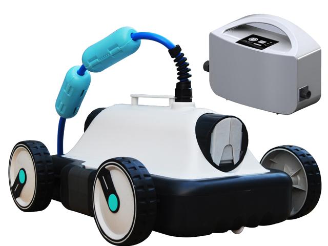 robot piscine flotte