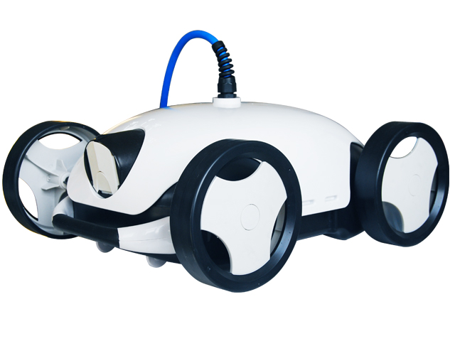 robot piscine fond