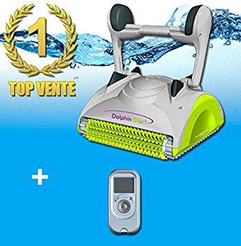 robot piscine garantie 5 ans