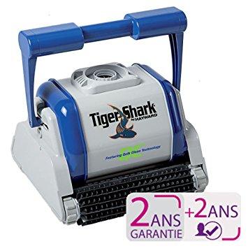 robot piscine hayward tigershark quick clean