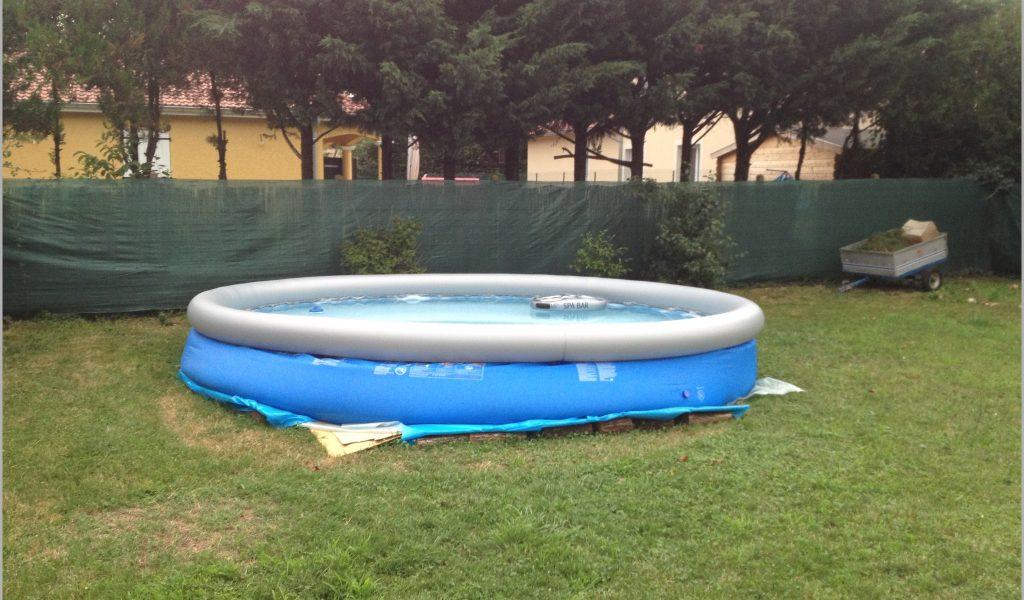 robot piscine hydraulique castorama