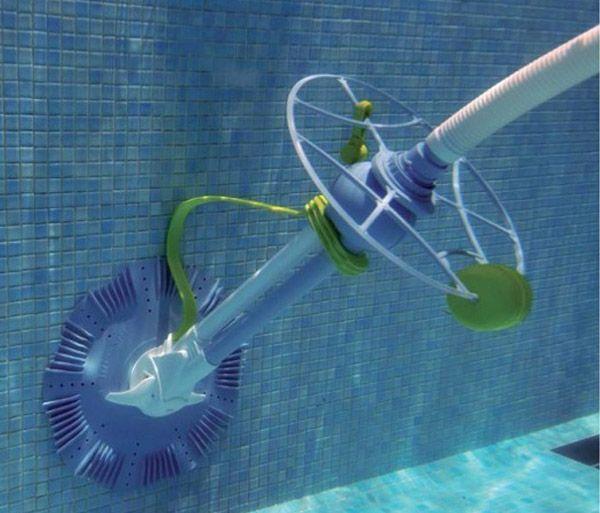 robot piscine hydraulique mode d'emploi