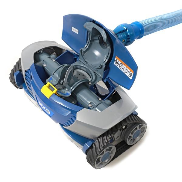robot piscine hydraulique mx 9