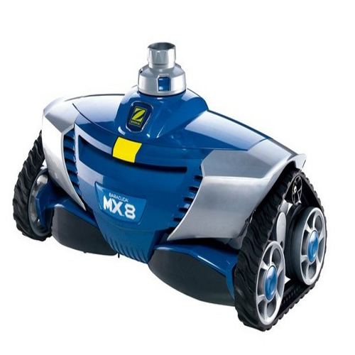 robot piscine hydraulique mx8 pro