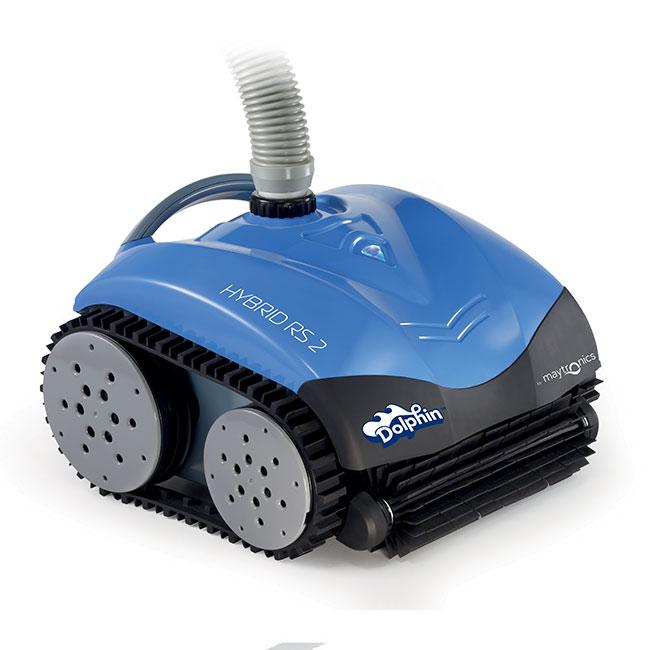 robot piscine hydraulique pas cher