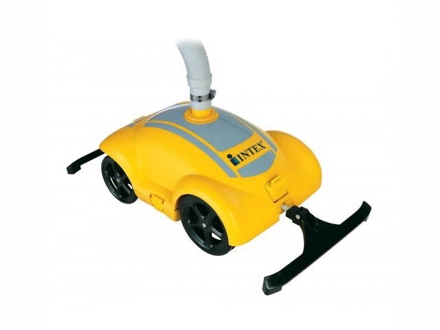 Robot piscine intex hors sol - Aspirateur piscine hors sol intex ...