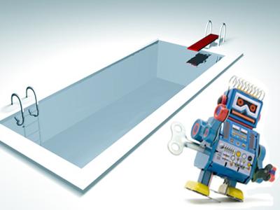 robot piscine intex n'avance pas