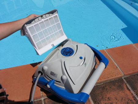robot piscine irripool matrix
