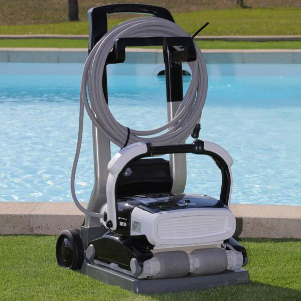 robot piscine israelien