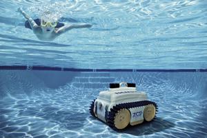 robot piscine italie