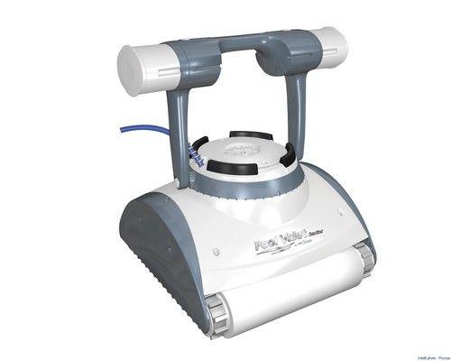 robot piscine label bleu sr
