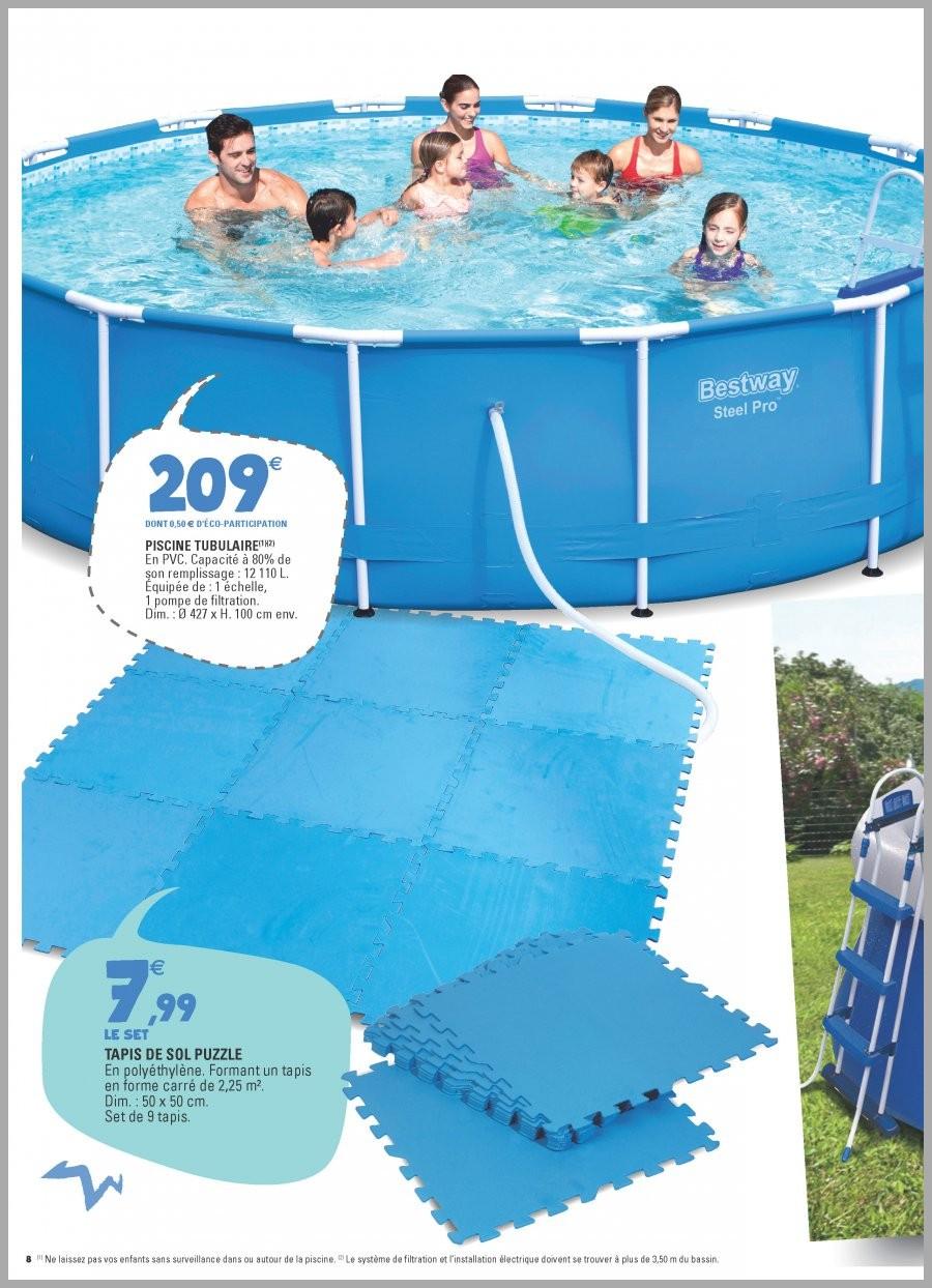 robot piscine leclerc