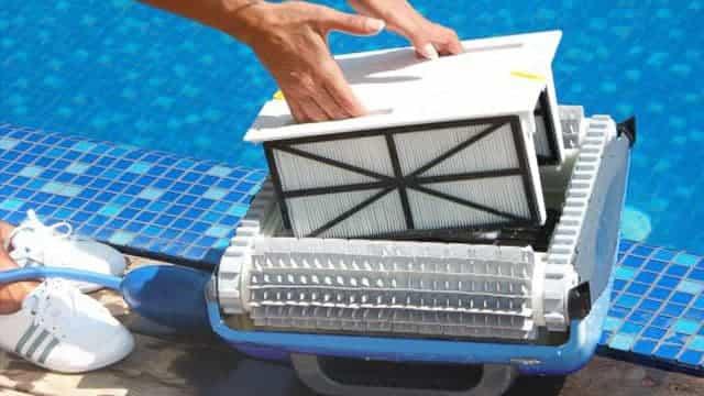 robot piscine m200