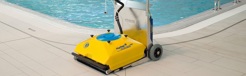 robot piscine mariner