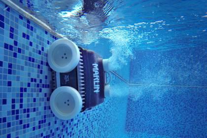 robot piscine marlin