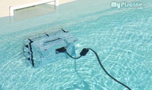 robot piscine mopper