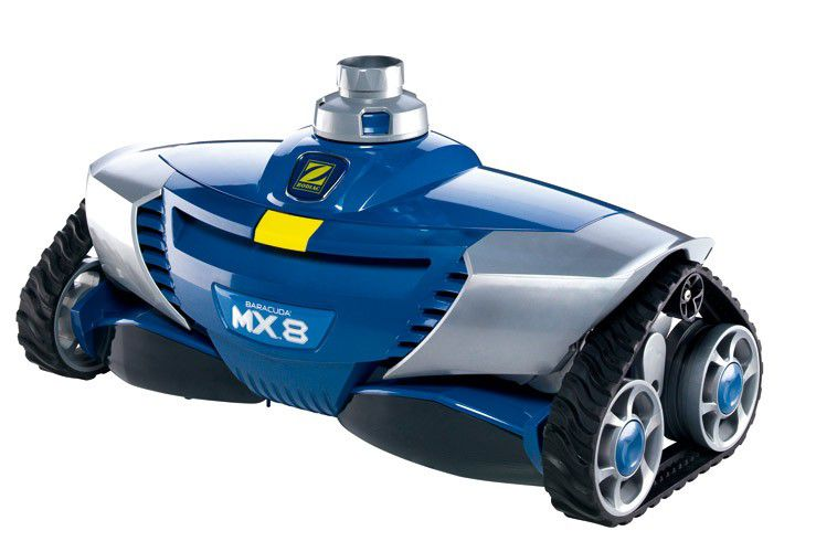 robot piscine mx8