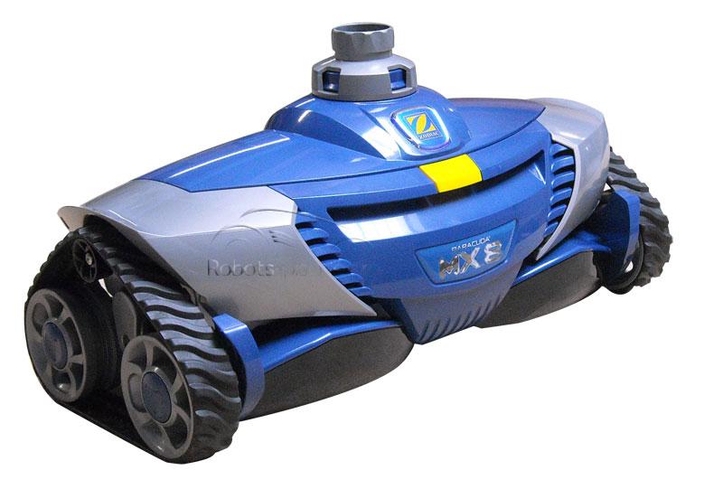 robot piscine mx8