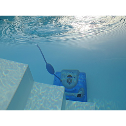 robot piscine n'aspire plus