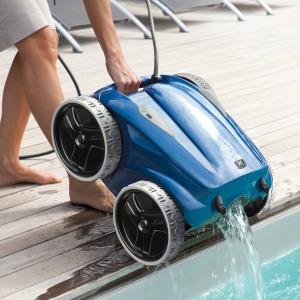 robot piscine n'avance plus