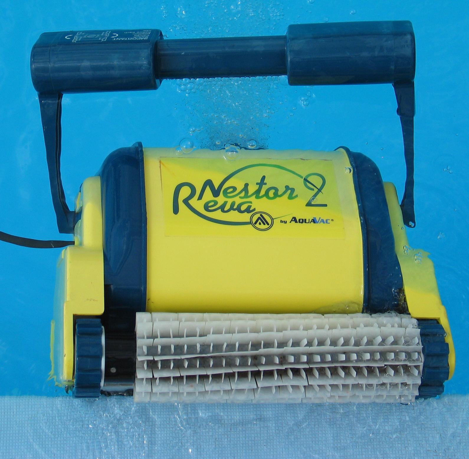 robot piscine nestor