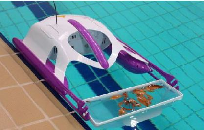 robot piscine nettoyeur de surface