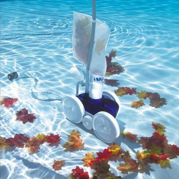robot piscine nice
