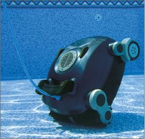 robot piscine nitro