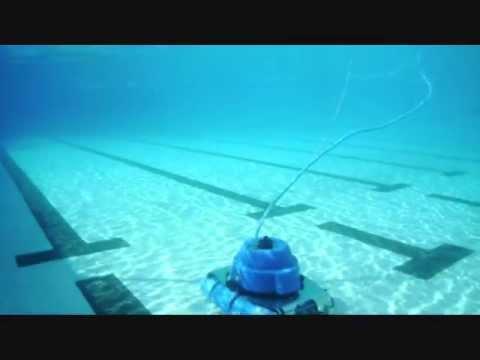 robot piscine olympique