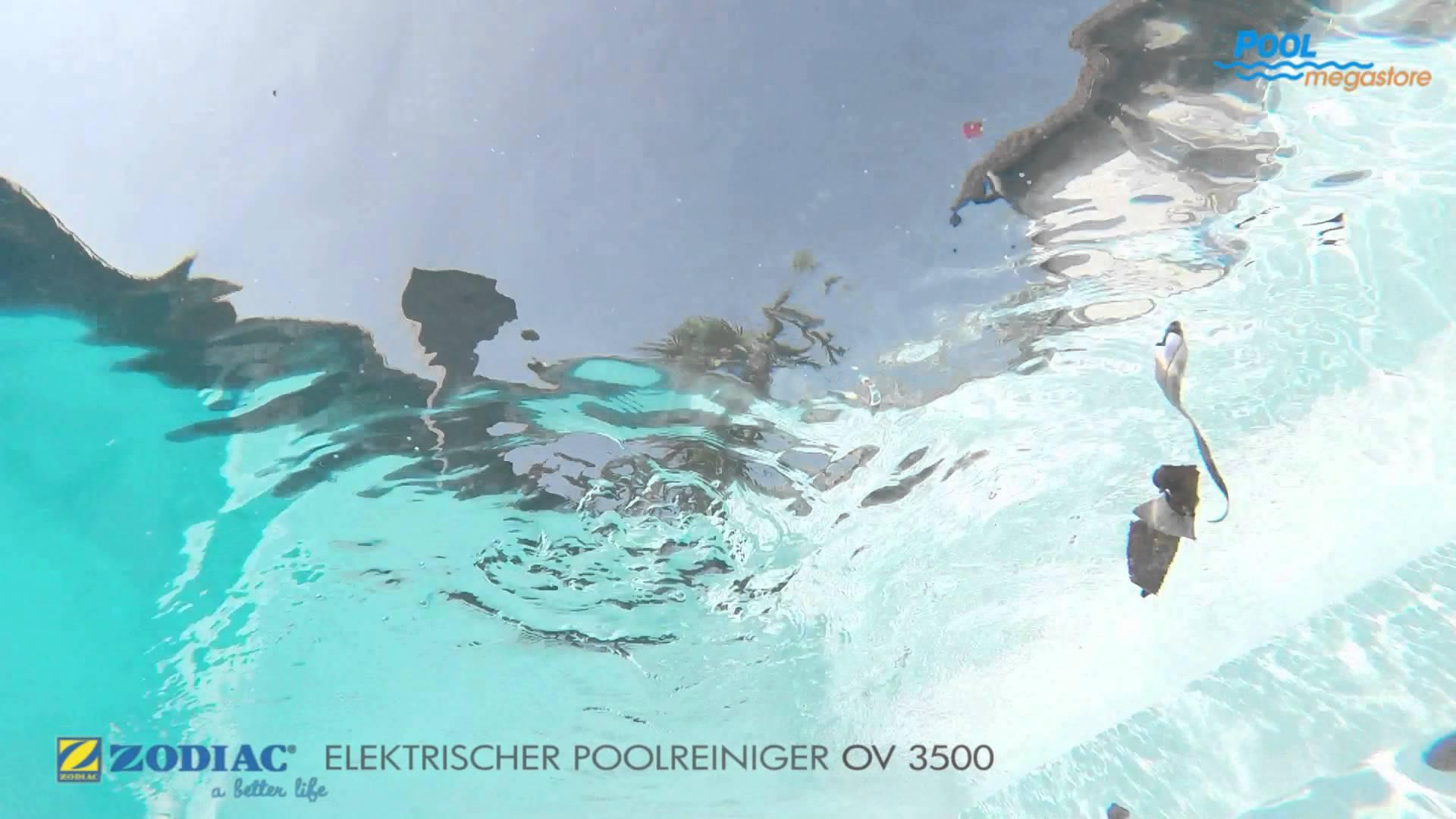 robot piscine ov 3500
